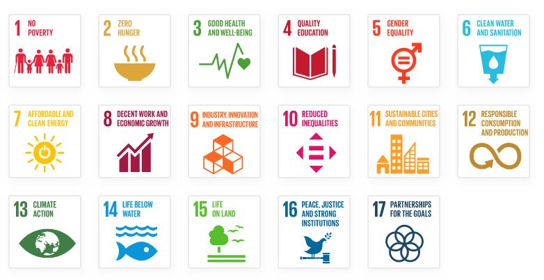 UN 17 Global Goals