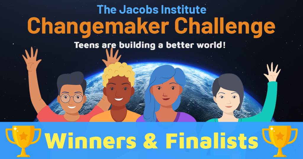 Teens are building a better word.