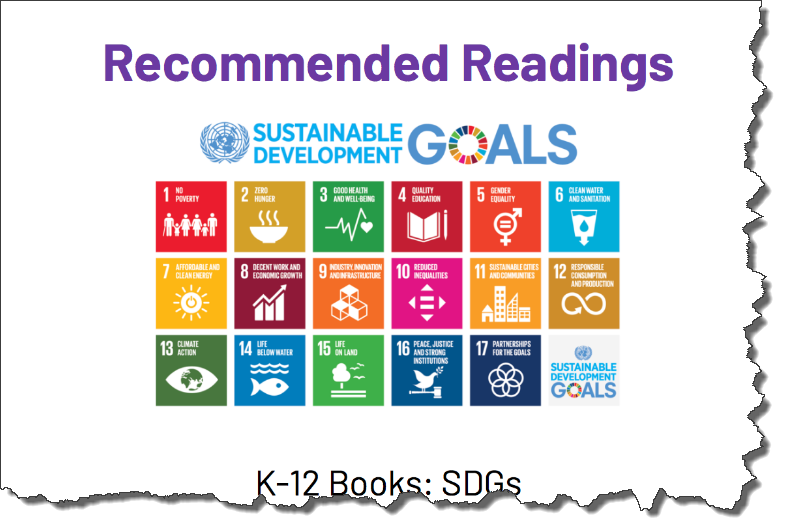 Recommended Readings for the Sustainable Development Goals